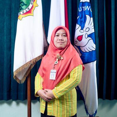 Zakiyah Endang Candikawati, S. Pd
